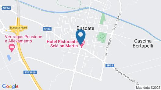 Hostello Don Carlos Map