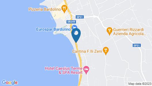 Hotel Ca' Mura Map