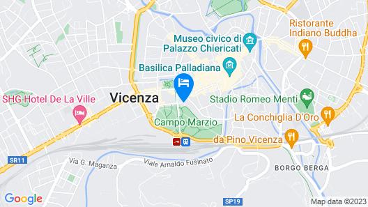 Campo Marzio Map