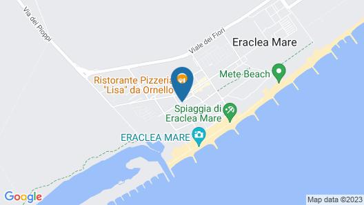Hotel Lory Map