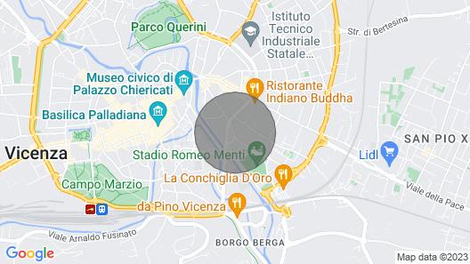 Luminous House! Stadio Romeo Menti x5 Map