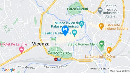 Le Stanze del Corso Map
