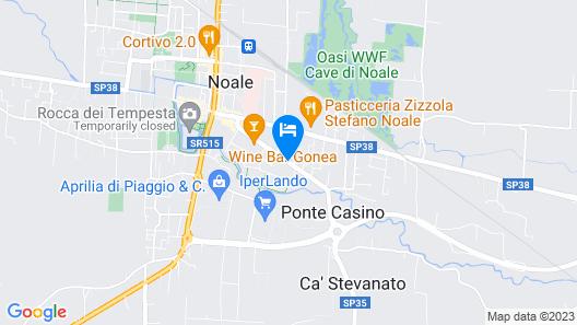 TIGLI APARTMENT NEAR VENICE Map
