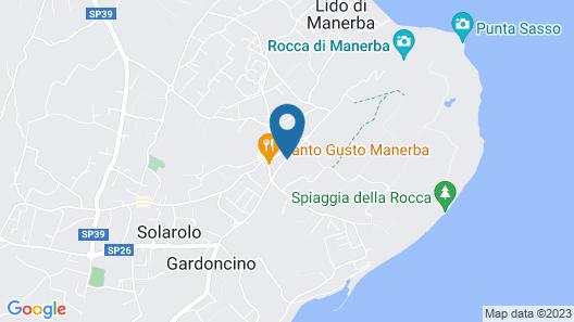 Agriturismo La Filanda Map