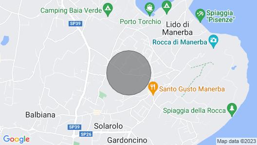 Il Gazzolo 1 Map