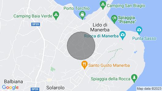 Borgo del Torchio D25 Map