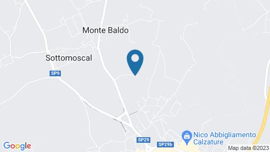 Relais Il Pigno Map