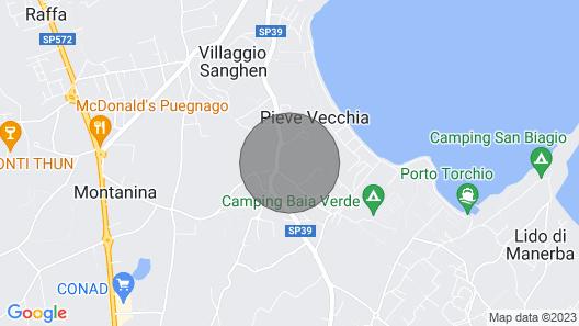 Villa Pieve Map