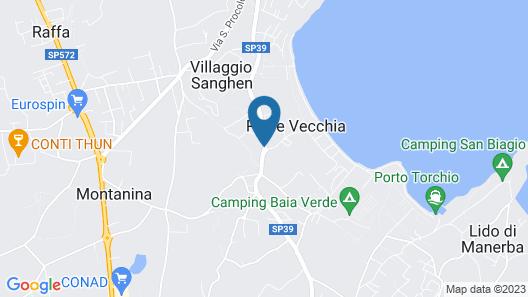 AHG Donna Silvia Wellness & SPA Map