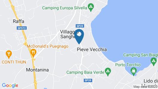 Residence Onda 1 Map