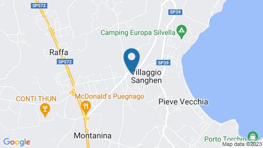 Hotel Belvedere Map