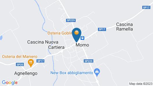 La Chiocciola Map