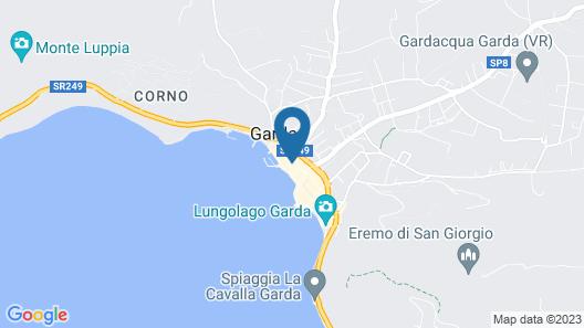 Corte Realdi Boutique Rooms Garda Map