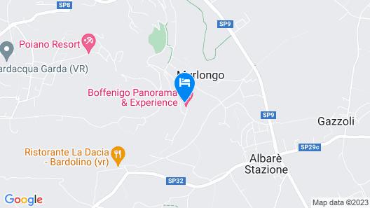 Boffenigo Panorama & Experience Hotel Map