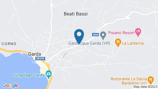 Residenza Olivo Map
