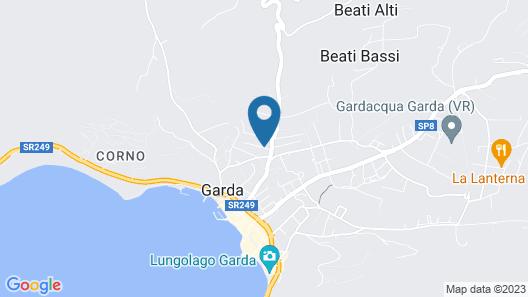 Residence Corte Leonardo Map