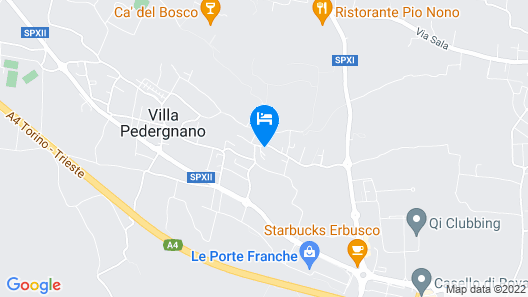 Hill Colle - Camere & Bistrot Map
