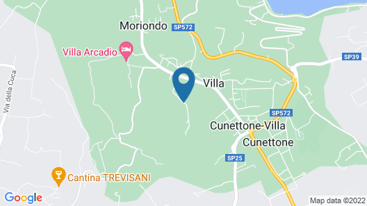 Agriturismo Borgo il Mezzanino Map