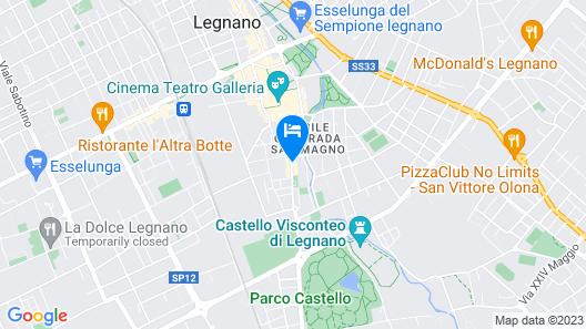 Albergo Al Corso Map
