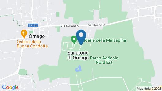 Agriturismo Il Boschetto Map