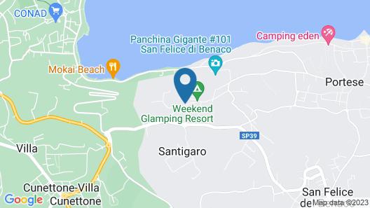 Weekend Glamping Resort Map