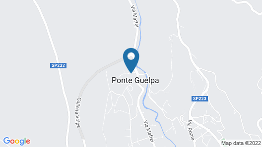 BnB da Felicia Map
