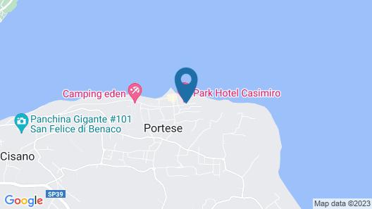 Park Hotel Casimiro Map