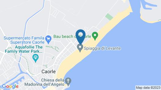 Hotel Garden Sea Map