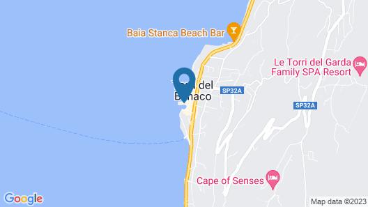 Albergo Ristorante Gardesana Map