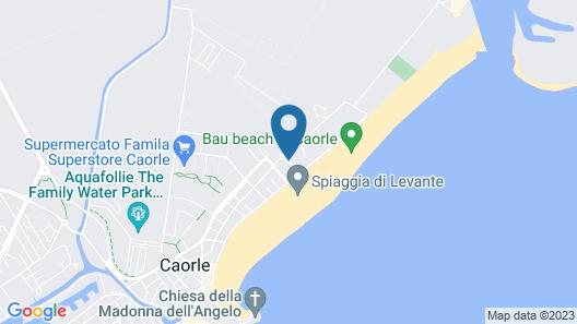 Residence Zenith Map