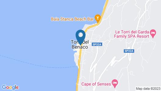 Casa Portici Map