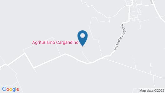 Agriturismo Cargandino Map