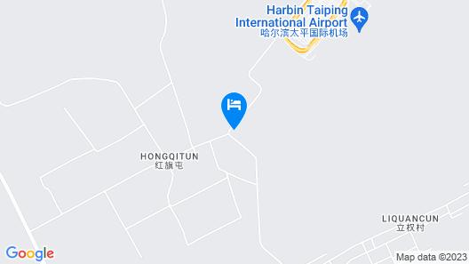 Harbin Bincheng Jiahua Hotel Map