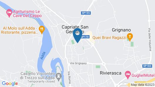 Villa&Garden Map
