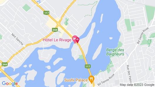 Spa et Hôtel le Finlandais Map