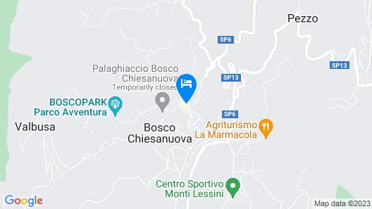 Casa Leon d'Oro  Map