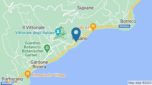 Villa Capri Map