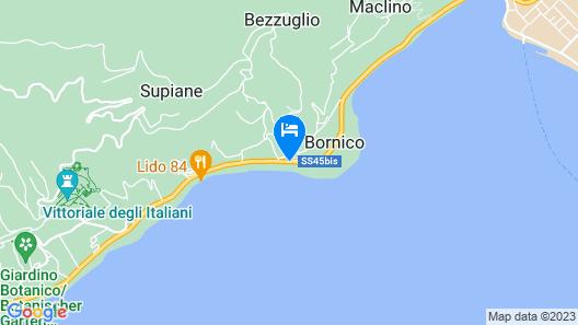 Hotel Bella Riva Map