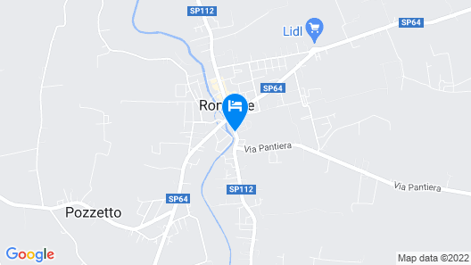Castello di Roncade Map