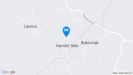 Delightful Holiday Home in Havidi? Selo With Garden Map