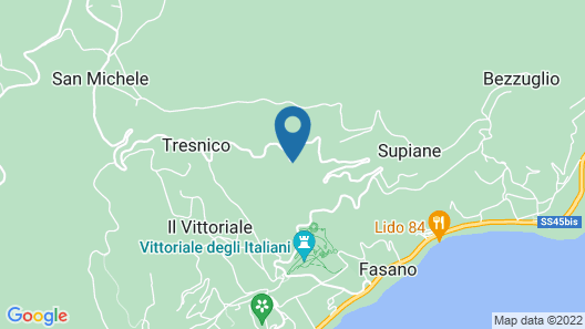 Dimora Bolsone Map