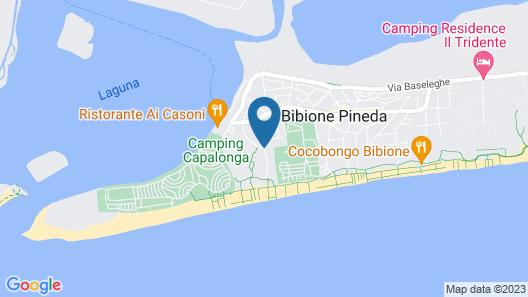 Laguna Park Hotel Map