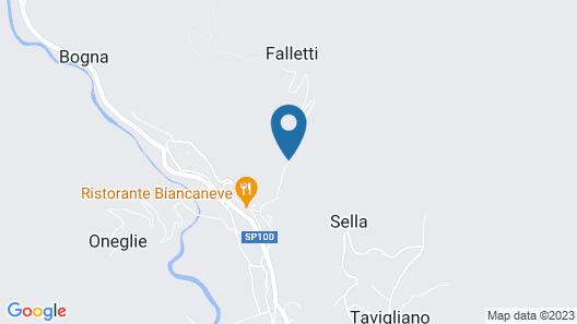 Agriturismo L'Arbo Map