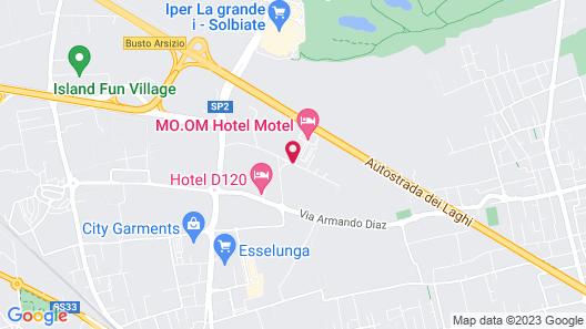 MO.OM Hotel Map