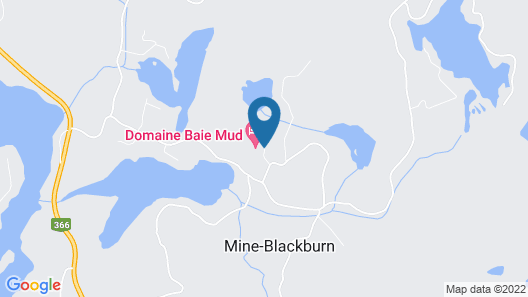 Domaine Baie Mud Map