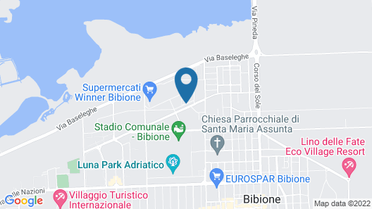 Residence Valbella Map