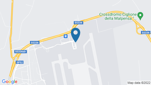 MOXY Milan Malpensa Airport Map