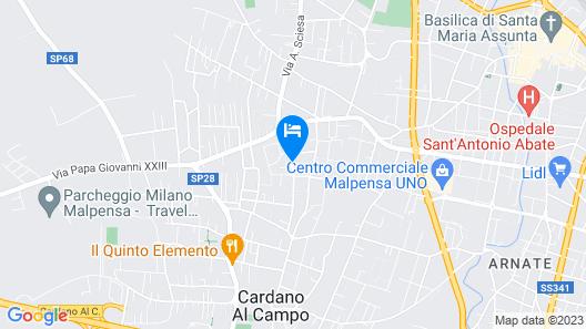 Bnbook - Bilo Malpensa 2 Map