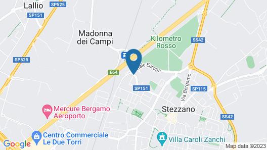 Art & Hotel Map
