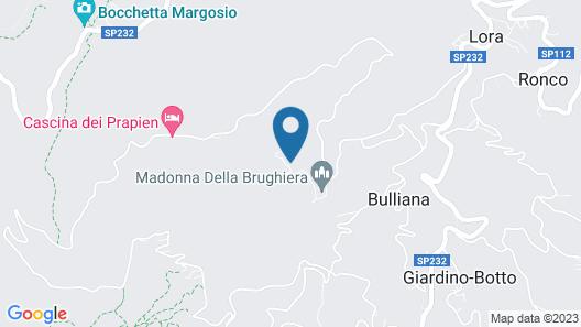 Cascina il Faggio Map